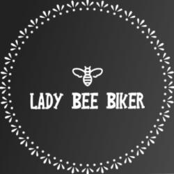 Lady Bee Biker